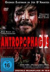 Antropophagus II - Das Biest kehrt zurück - Poster