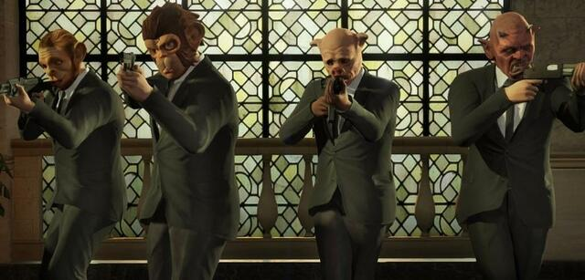 Bald gibt es Heists in GTA Online