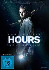 Hours - Wettlauf gegen die Zeit - Poster