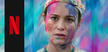 Bild zu:  Captain Marvel-Darstellerin Brie Larson in Unicorn Store