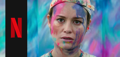 Captain Marvel-Darstellerin Brie Larson in Unicorn Store