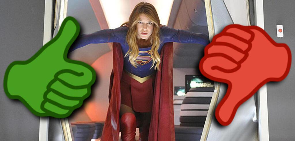 Supergirl Wiederholung