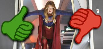 Bild zu:  Supergirl