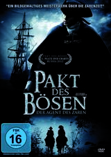 Pakt des Bösen - Der Agent des Zaren - Poster