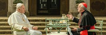 Oscarnominiert: Die zwei Päpste