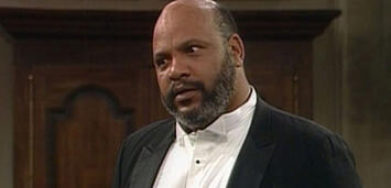 Bild zu:  James Avery als Onkel Phil