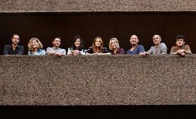 High Society mit Emilia Schüle, Iris Berben, Manuel Rubey, Jan Decker, Anika Decker, Steffi Ackermann, Andreas Berger, Lothar Hellinger und Christopher Doll - Bild 26