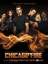 Chicago Fire - Staffel 3 - Poster