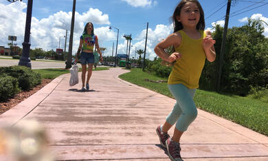 Florida Project mit Bria Vinaite und Brooklynn Prince - Bild 4