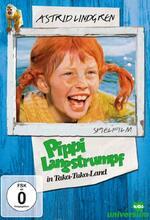 Pippi Langstrumpf im Taka-Tuka-Land Poster