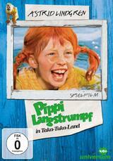 Pippi Langstrumpf im Taka-Tuka-Land - Poster