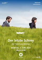 Tatort: Der letzte Schrey - Poster