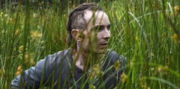 Ritualisierter Alltag: Der namenlose Survivalist (Martin McCann).
