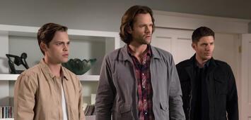 Bild zu:  Supernatural: Jack, Sam und Dean auf Monsterjagd