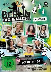 Berlin - Tag und Nacht Staffel 3 - Poster