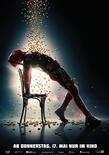 Deadpool 2 poster campc 1400