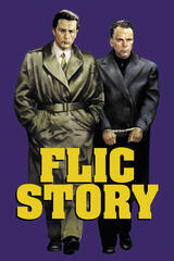 Flic Story - Duell in sechs Runden - Poster