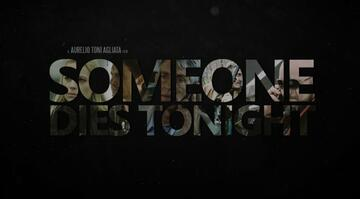 Someone dies Tonight - Poster