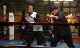 Creed - Rocky's Legacy mit Sylvester Stallone und Michael B. Jordan - Bild 305