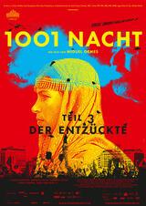 1001 Nacht - Teil 3: Der Entzückte - Poster