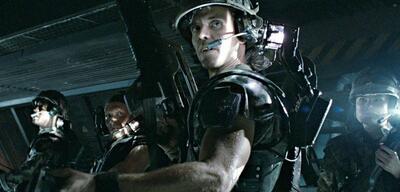 Michael Biehn als Hicks in Aliens