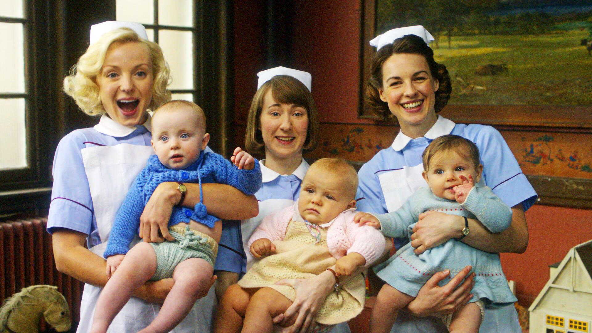 Call The Midwife Besetzung