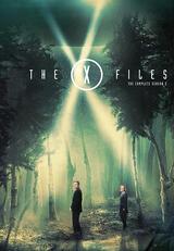 Akte X - Die unheimlichen Fälle des FBI - Staffel 5 - Poster
