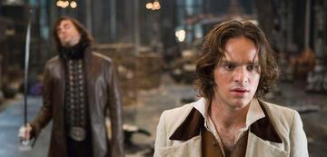 Der Sternwanderer: Tristan (Charlie Cox) und der 7. Prinz (Mark Strong)