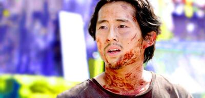 Steven Yeun als Glenn Rhee