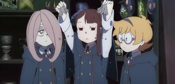 Bild zu:  Little Witch Academia