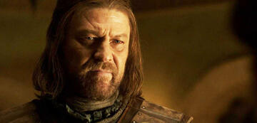 Sean Bean als Eddard Stark