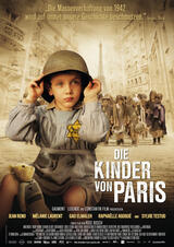 Die Kinder von Paris - Poster