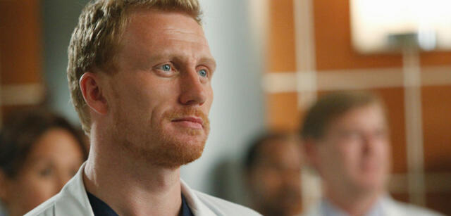 Owen Hunt in Grey's Anatomy