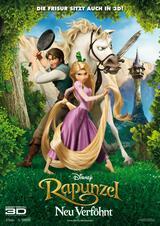 Rapunzel - Neu verföhnt - Poster