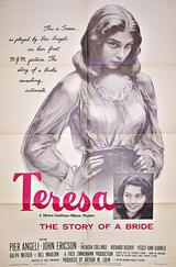 Teresa - die Geschichte einer Braut - Poster