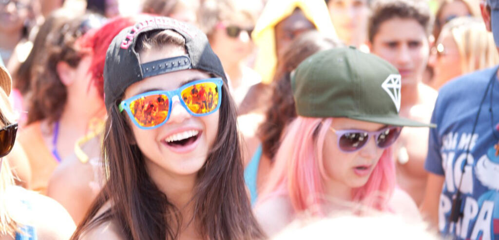 Selena Gomez in SPring Breakers