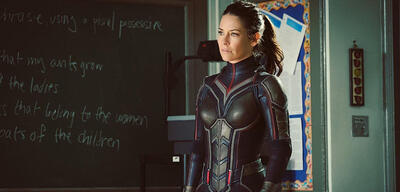 Evangeline Lilly in Ant-Man and the Wasp