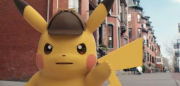 Bild zu:  Great Detective Pikachu