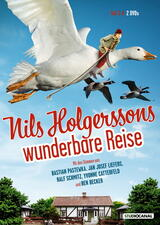 Nils Holgerssons wunderbare Reise - Poster