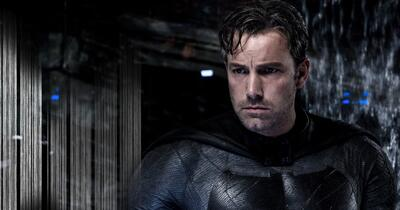 Ben Affleck als Batman