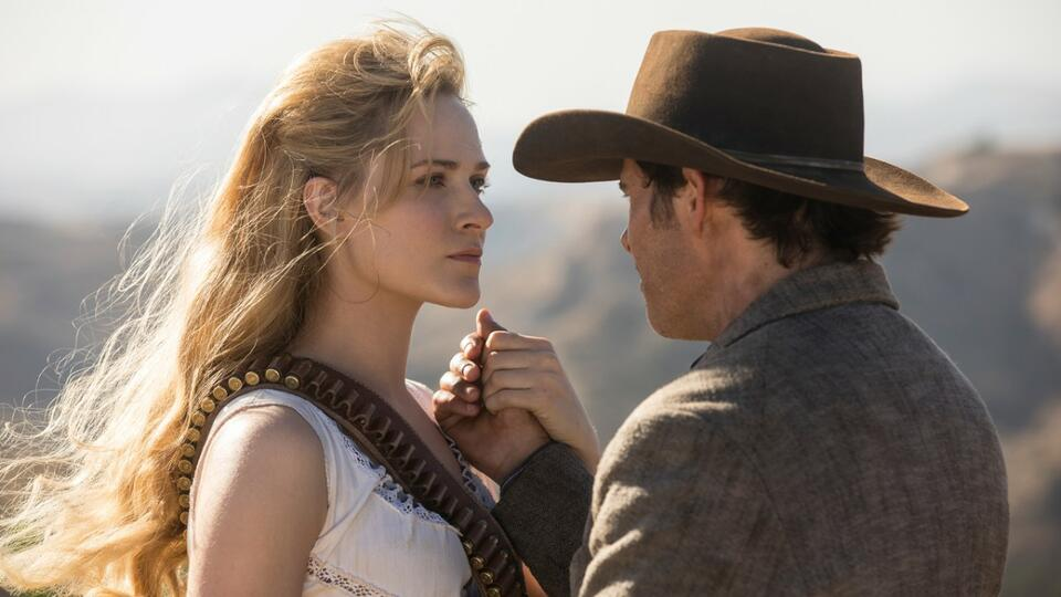 Westworld - Staffel 2, Westworld - Staffel 2 Episode 1 mit Evan Rachel Wood und James Marsden