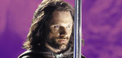 Aragorn in Der Herr der Ringe: Die Rückkehr des Königs