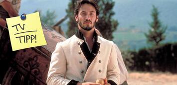 Bild zu:  Viel Lärm um Nichts:Keanu Reeves als BösewichtDon John