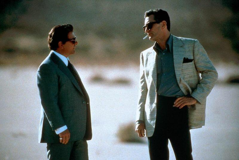 Casino mit Robert De Niro und Joe Pesci