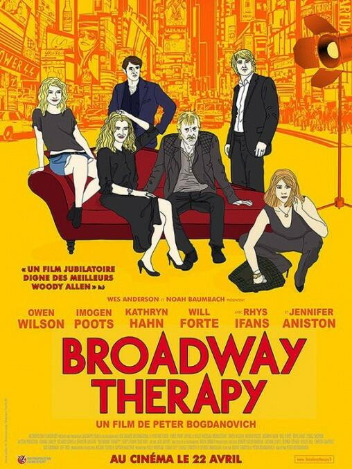 Broadway Therapy Besetzung