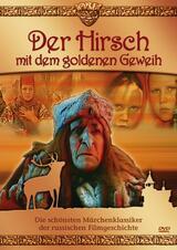 Der Hirsch mit dem goldenen Geweih - Poster