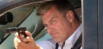 Einzige nennenswerte schule Figur in Dexter: Isaak Sirko (Ray Stevenson)