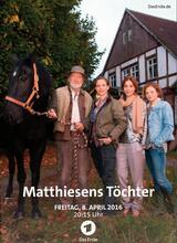 Matthiesens Töchter - Poster