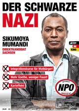 Der schwarze Nazi - Poster