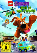 LEGO Scooby Doo! - Spuk in Hollywood - Poster